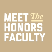 Meet the Honors Faculty